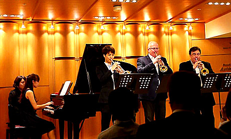 Eric Aubier French Trumpet Institute Opening Concert & Orientation